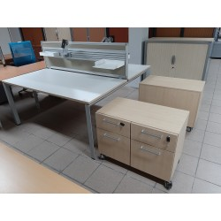 Bench 2 postes STEELCASE