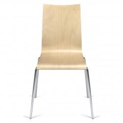 Chaise bois FIMO
