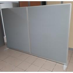 Cloison tapissée 160 x 120 cm