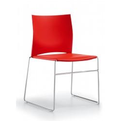 Chaise visiteur LINO